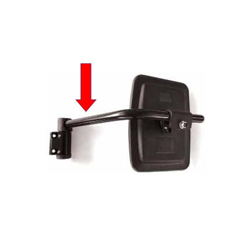 Tractor Side Mirrors : Tractor mirror arm for john deere