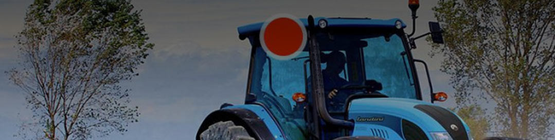Tractor Wing-side Mirrors